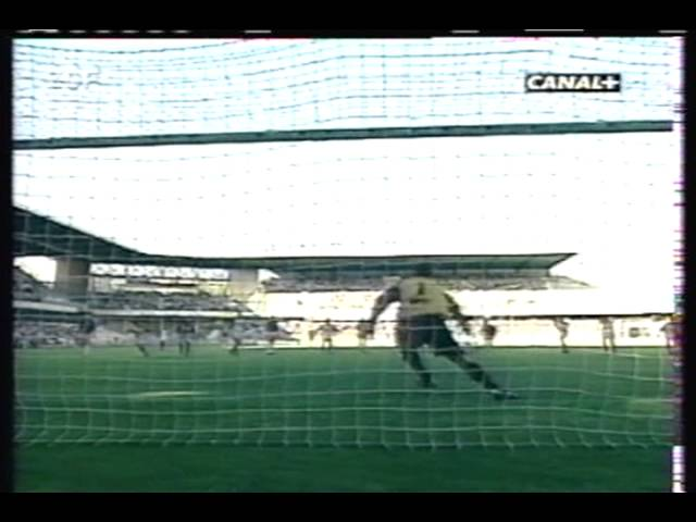 1999 August 10 Montpellier France 1 SV Hamburg Germany 1 Intertoto Cup