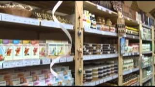 Открытие магазина Здорового питания Лакшми г Пермь