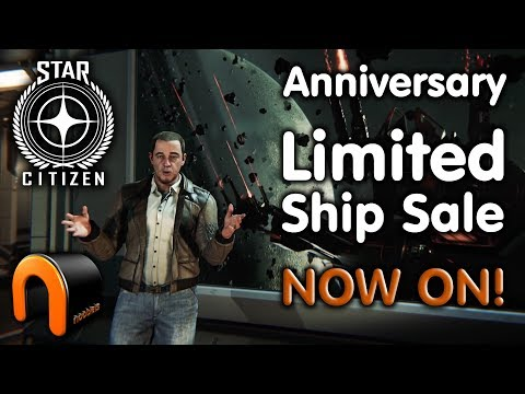 Star Citizen LIMITED SHIP SALE - NOW ON!