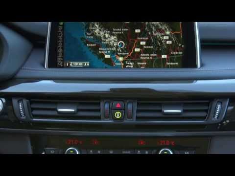 2014 BMW X5 (F15) Interior Design and Functionality