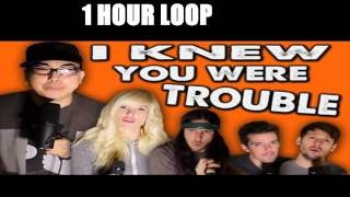 I Knew You Were Trouble - WALK OFF THE EARTH ft. KRNFX 1 hour Loop