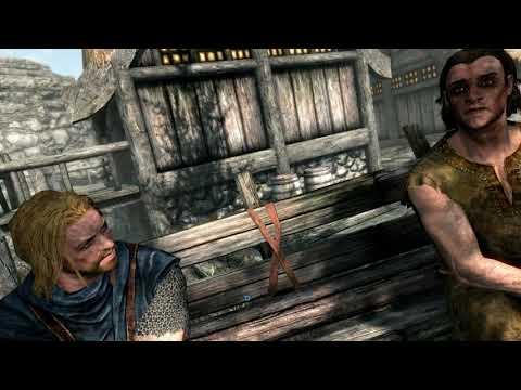 МОЙ ОЧЕШУИТЕЛЬНЫЙ МОД НА The Elder Scrolls V  Skyrim Special Edition ALPHA BUILD 0.0.0.1b