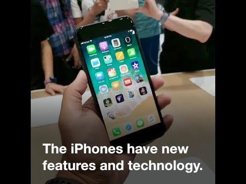 Israeli Technology Involved in iPhone 8 and X!