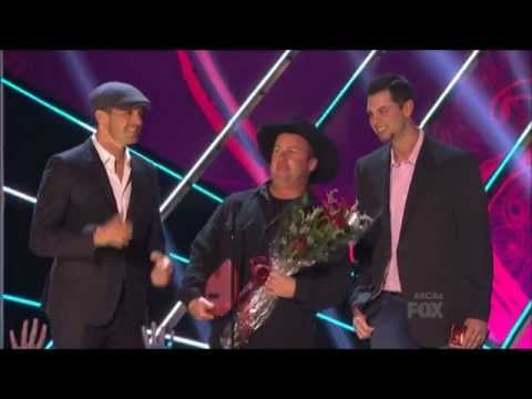 Barry Zito and Brandon Belt on the American Country Awards