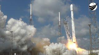 SpaceX - Eutelsat-ABS Launch -  06-15-2016