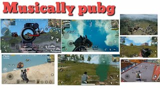 Gambar cover New PubG musically 2019  for tik tok