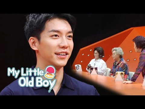 Lee Seung Gi Visits My Little Old Boy! [My Little Old Boy Ep 102]