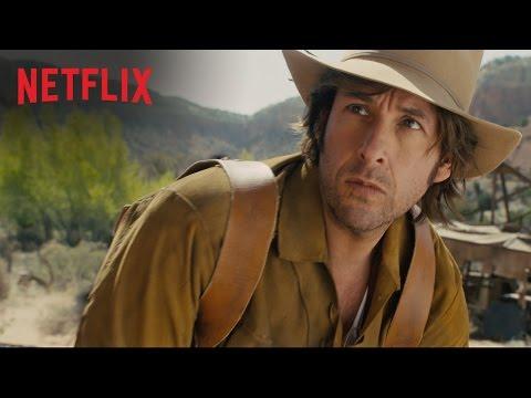 The Ridiculous 6 – Hovedtrailer – Netflix - Dansk [HD]