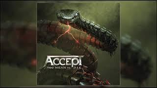 ACCEPT - Too Mean to Die (FULL ALBUM) 2021