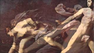 Atalanta e Ippomene (GUIDO RENI). By LuLoCa(Commento al famoso dipinto di Guido Reni: Atalanta e Ippomene. Atalanta and Hippomenes. Commentary on the famous painting by Guido Reni., 2012-05-29T10:55:47.000Z)