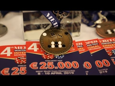 Zafer Tas (TUR) -  Thomas Ronn (SWE)  3rd round main