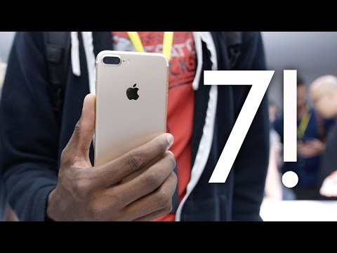 Thumbnail: iPhone 7 Impressions: 10 New Things!