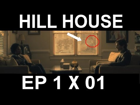 THE HAUNTING OF HILL HOUSE 1 x 01 - Hidden GHOSTS & Recap!