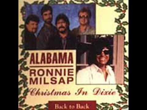 Alabama Christmas In Dixie.Ronnie Milsap Alabama Christmas In Dixie Track 4 Christmas Medley Wmv