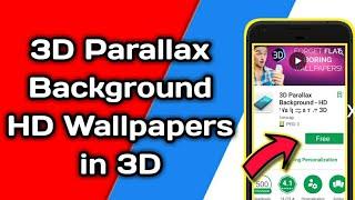 3d Parallax Background Apk Hack