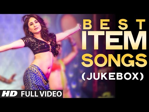 OFFICIAL: Best ITEM SONGS of Bollywood | Devil Song, Ghagra, Fevicol