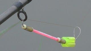 Рыбалка. Крупный карась на пружину и ловля на поплавок весной (в дождь)