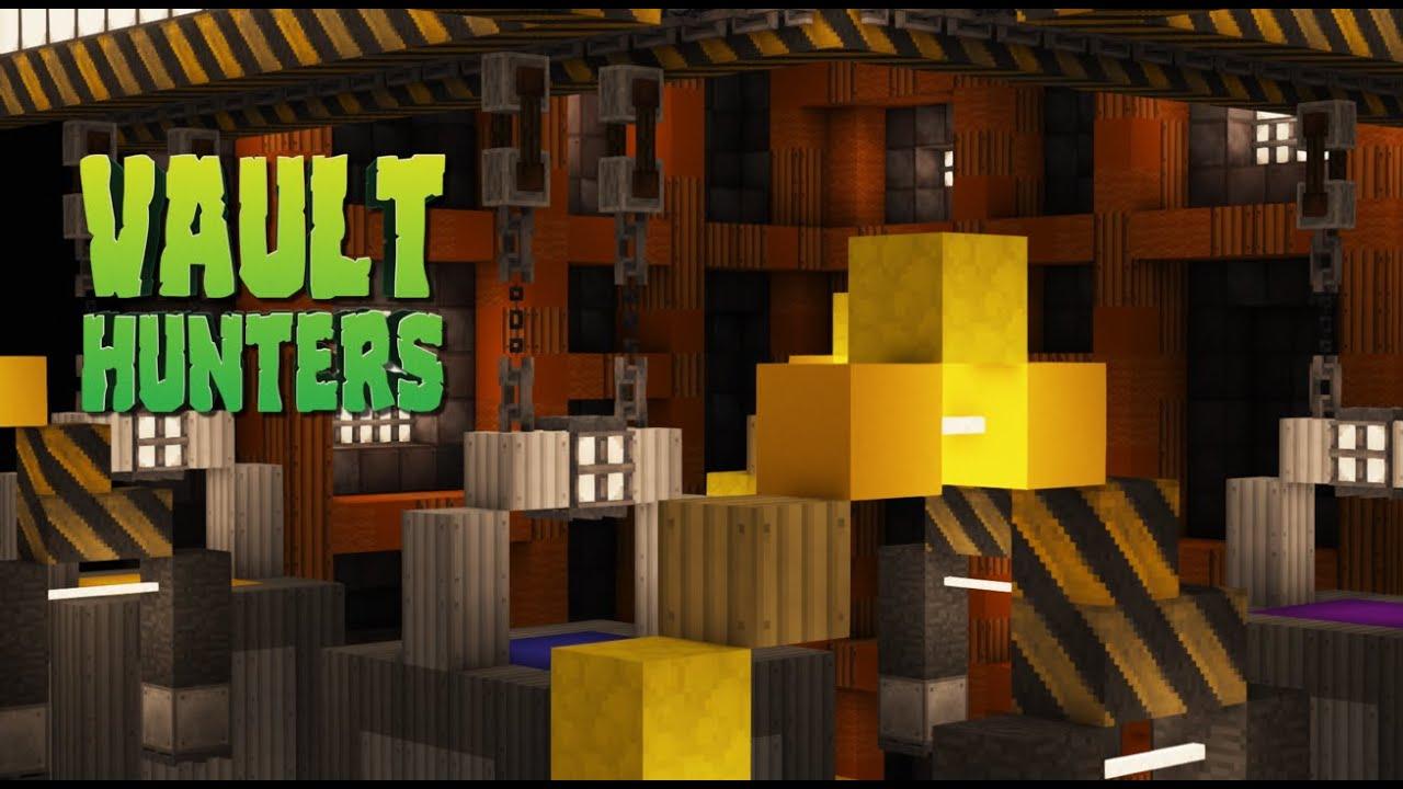 Vault Hunters - Viewer Room 2!