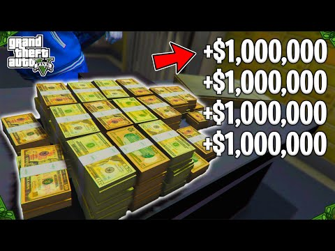 Download The BEST Money Method RIGHT NOW In GTA 5 Online! (Make Millions Very Fast & Easy DOING THIS Method!)