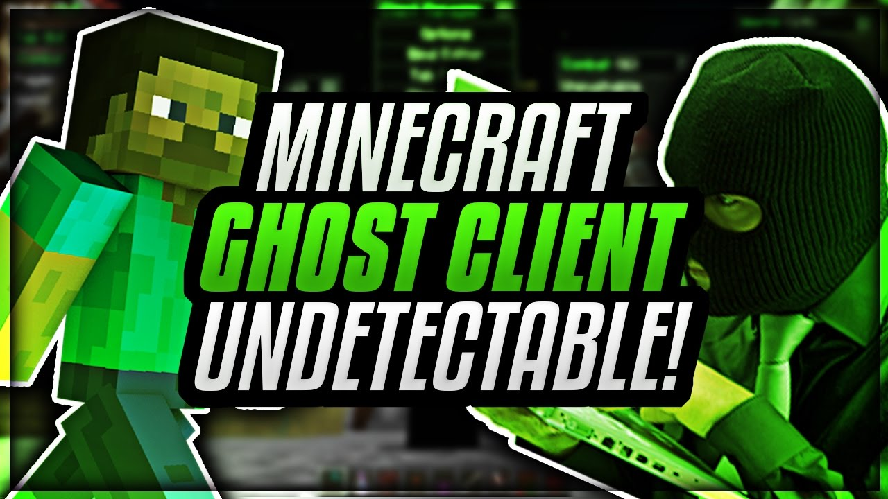 Minecraft Best Free Ghost Client Undetectable 1 7 10 Injection Client Bypasses G Cheat 2 Youtube