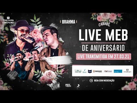 #LiveMeB de Aniversário