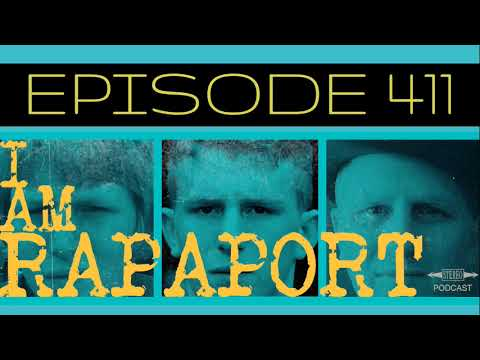 I Am Rapaport Stereo Podcast Episode 411 - Chris Webby