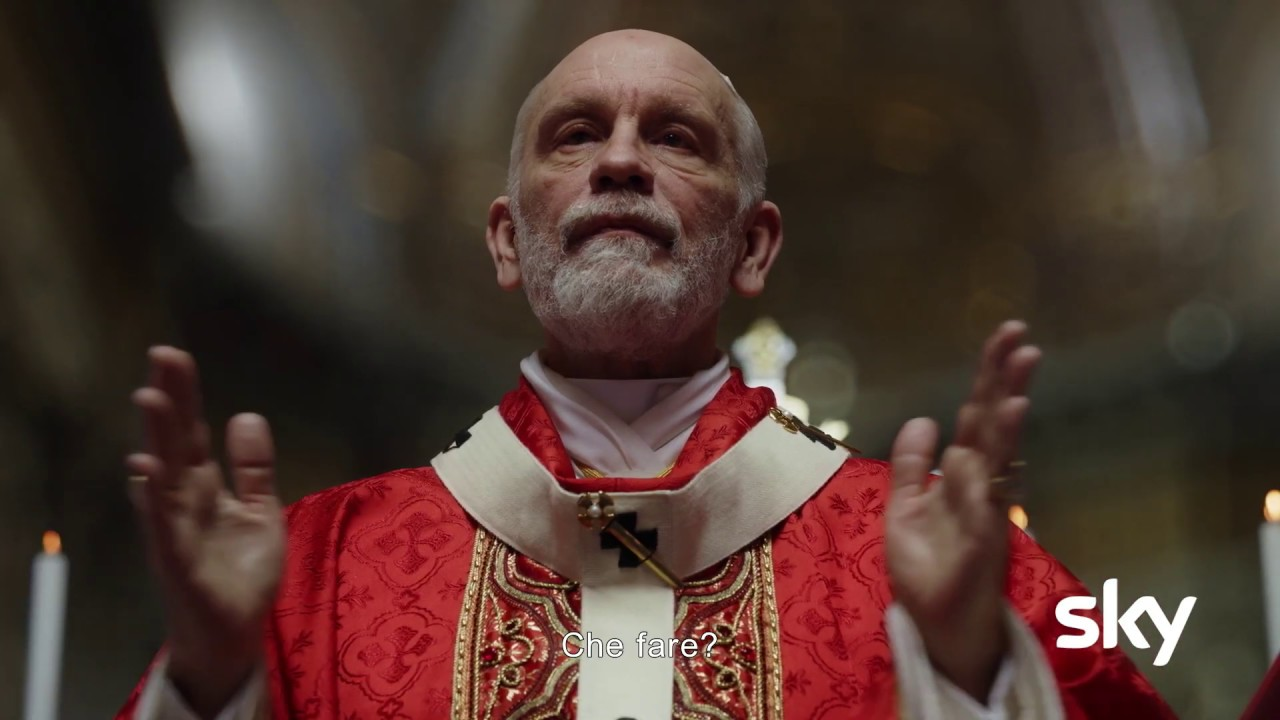 The New Pope Trailer