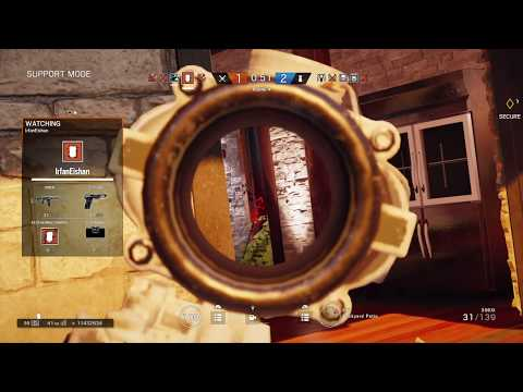 Rainbow Six Siege - When Noob Play Ranked Part 2