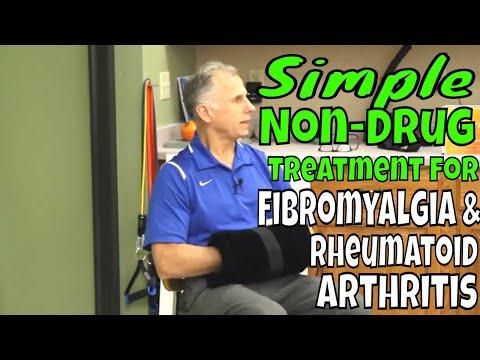 Simple Non-Drug Treatment for Fibromyalgia & Rheumatoid Arthritis