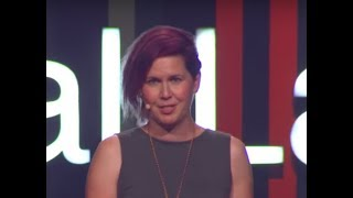 Why 'What Do You Want To Be When You Grow Up? Is the Wrong Question | Amy Shaffer | TEDxSaltLakeCity