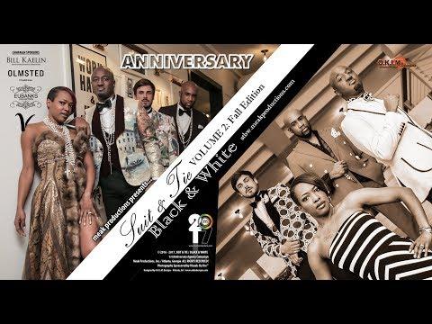 SUIT & TIE / BLACK & WHITE Campaign Anniversary Trailer 2017