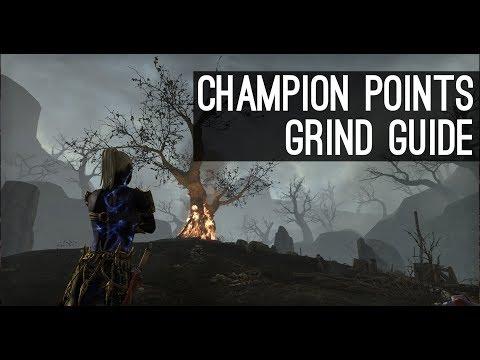 Champion Points Grind Guide - Clockwork City Elder Scrolls Online ESO