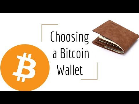 Choosing a Bitcoin Wallet: What are Wallets and What Types o