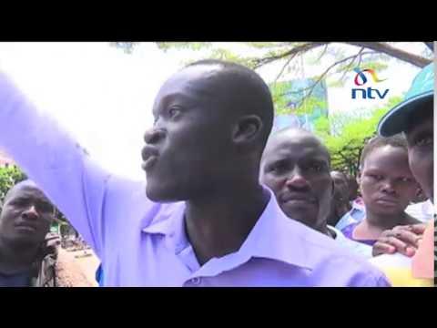 Kisumu man's hilarious message to President Uhuru Kenyatta