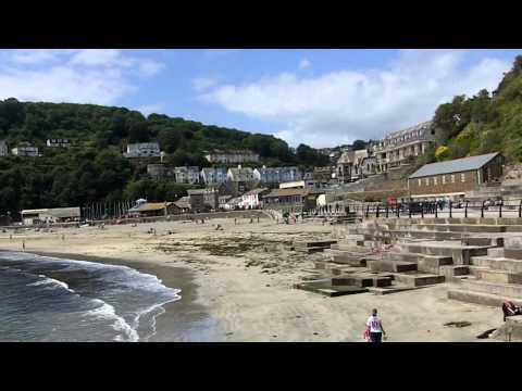 Looe, Cornwall - Town And Beach