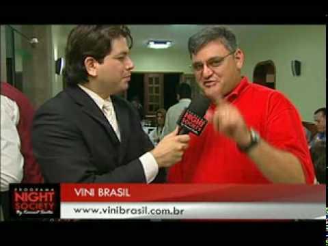 Programa NIGHT SOCIETY by Karrant Santos - Festival de Vinhos - Brasil/ Portugal