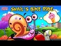 inspiring snails story for kids | snail wants to eat ice cream | video for kids | cartoon video