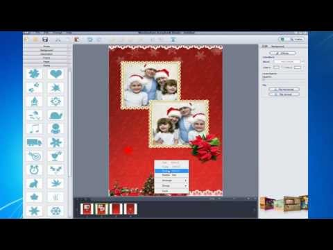How to Quickly and Easily Make your Own Ecard on the Computer