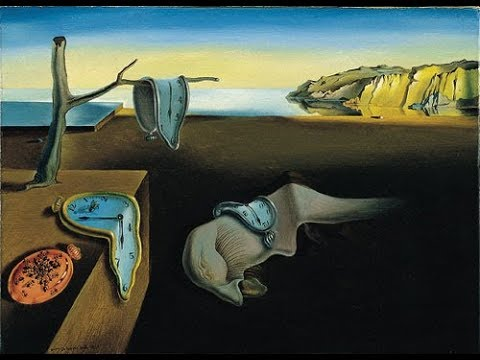 """Salvador Dali and Rene Magritte Surrealism Art     ( Featuring The Troy Spratt song  """"All"""" )"""