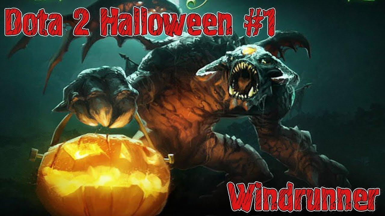 Dota 2 Halloween