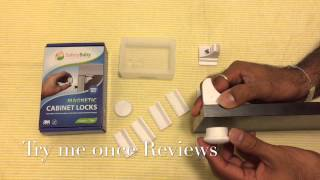 Safety Baby Magnetic Safety Locks - Review | Try Me Once Reviews