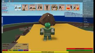 ROBLOX Avatar the Lat Airbender! Check the Description