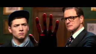 .Kingsman  Секретная служба 2014   Трейлер #2