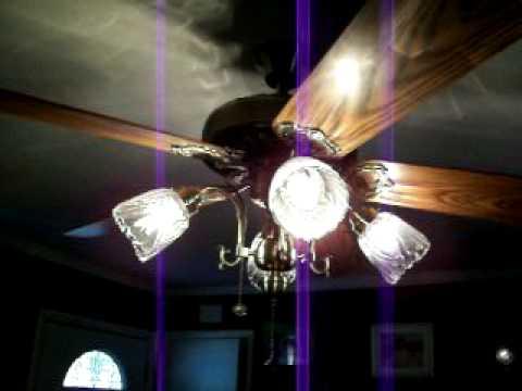 Harbor Breeze Ceiling Fan 52