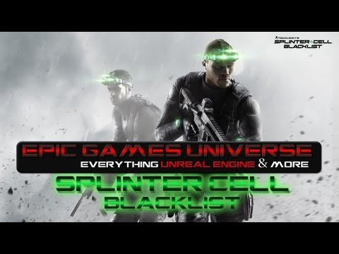 Splinter Cell Blacklist New Features & More