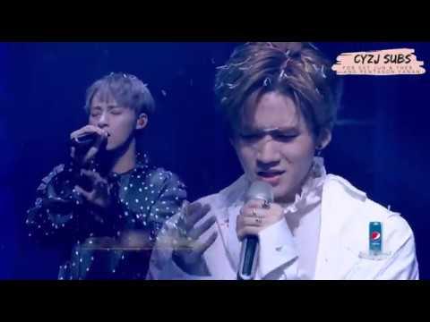 [FULL ENG SUB] 潮音战纪 Chao Yin Zhan Ji / CYZJ - EP 4 (Seventeen Jun & The8, Pentagon Yanan)