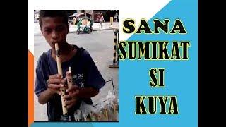 VIRAL! Batang nagtitinda ng flute at napakagaling mag flute. Versace on the floor, one call away