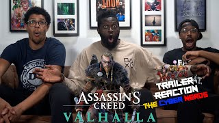 Assassin's Creed Valhalla: Cinematic World Premiere Reaction