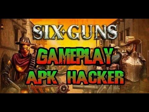 hackear six guns windows 8