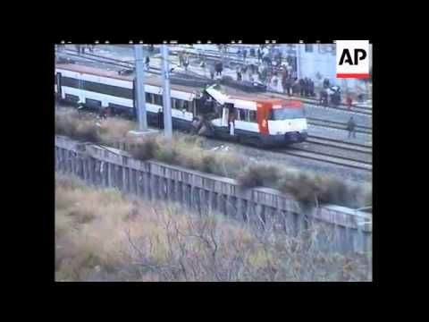 New amateur video shows Atocha aftermath